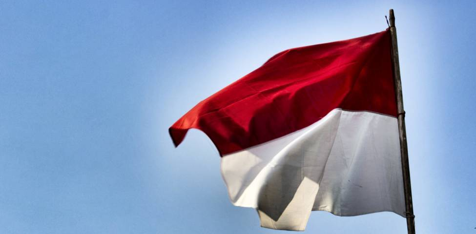 Menjelang Perayaan Kemerdekaan Indonesia